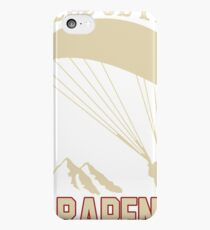 ALLEZ JE FILE, J'AI PARAPENTE iPhone 5c Case