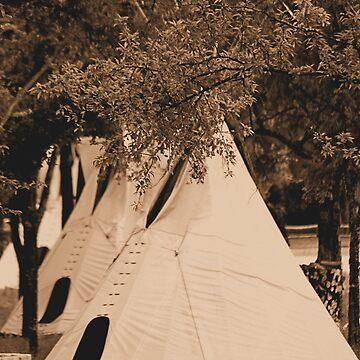 Three Little Indians by Tswieberg