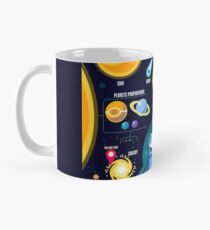 Space Universe Solar Big Bang Mug