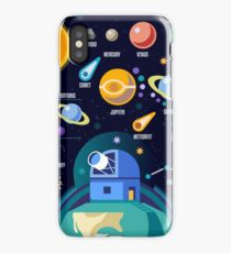 Space Universe Solar Big Bang iPhone Case