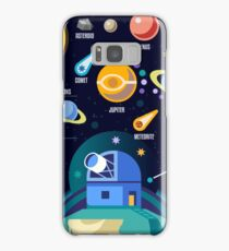 Space Universe Solar Big Bang Samsung Galaxy Case/Skin