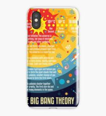 Big Bang Theory Universe Space iPhone Case