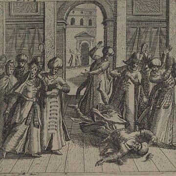 A Prophetic Seizure by undaememe