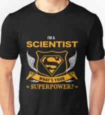 SCIENTIST BEST COLLECTION 2017 T-Shirt