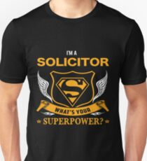 SOLICITOR BEST COLLECTION 2017 T-Shirt