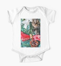 Cool Yule Cat Kids Clothes