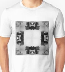Kaleidoscopic Camera Print  T-Shirt