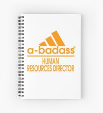 HUMAN RESOURCES DIRECTOR BEST COLLECTION 2017 Spiral Notebook