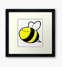 Big Dumb Bee Framed Print