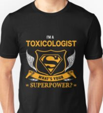 TOXICOLOGIST BEST COLLECTION 2017 T-Shirt