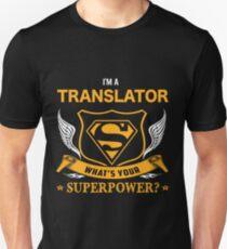 TRANSLATOR BEST COLLECTION 2017 T-Shirt