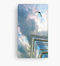 Soar Angles Canvas Print