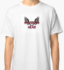 State Of Slay Square Logo Classic T-Shirt