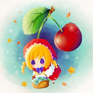 Little Red Cherry by YenniChau