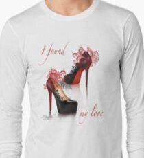 I found my love Long Sleeve T-Shirt