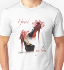 I found my love T-Shirt