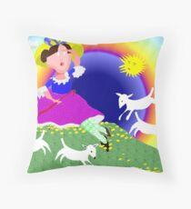 Bo-Peep Throw Pillow