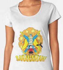 bananaman Women's Premium T-Shirt