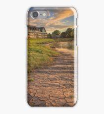 Lytham Quays Sunrise iPhone Case/Skin
