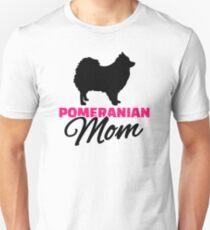 Pomeranian Mom Unisex T-Shirt
