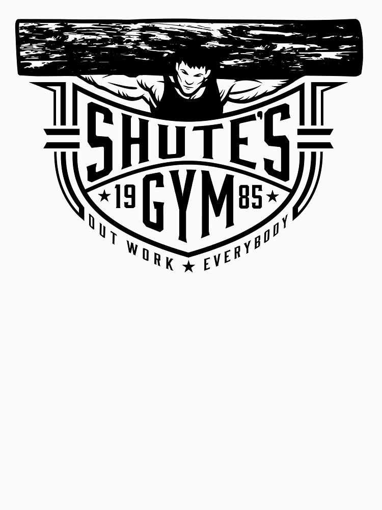 Shute's Gym by popnerd