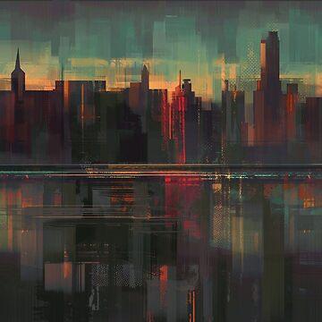 Cityscape by nlmda