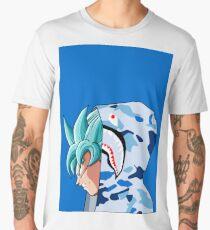 Goku SSB Bape Men's Premium T-Shirt
