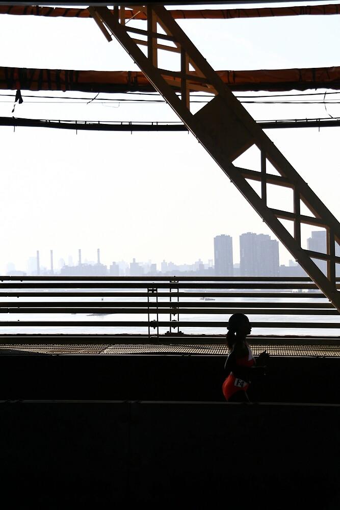 Gete Wami - Marathon New York by Elodie