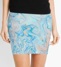Marble Twist III Mini Skirt