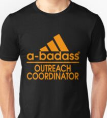 OUTREACH COORDINATOR BEST COLLECTION 2017 Unisex T-Shirt