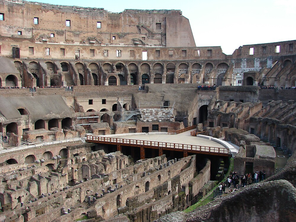 Colosseum by zaphos