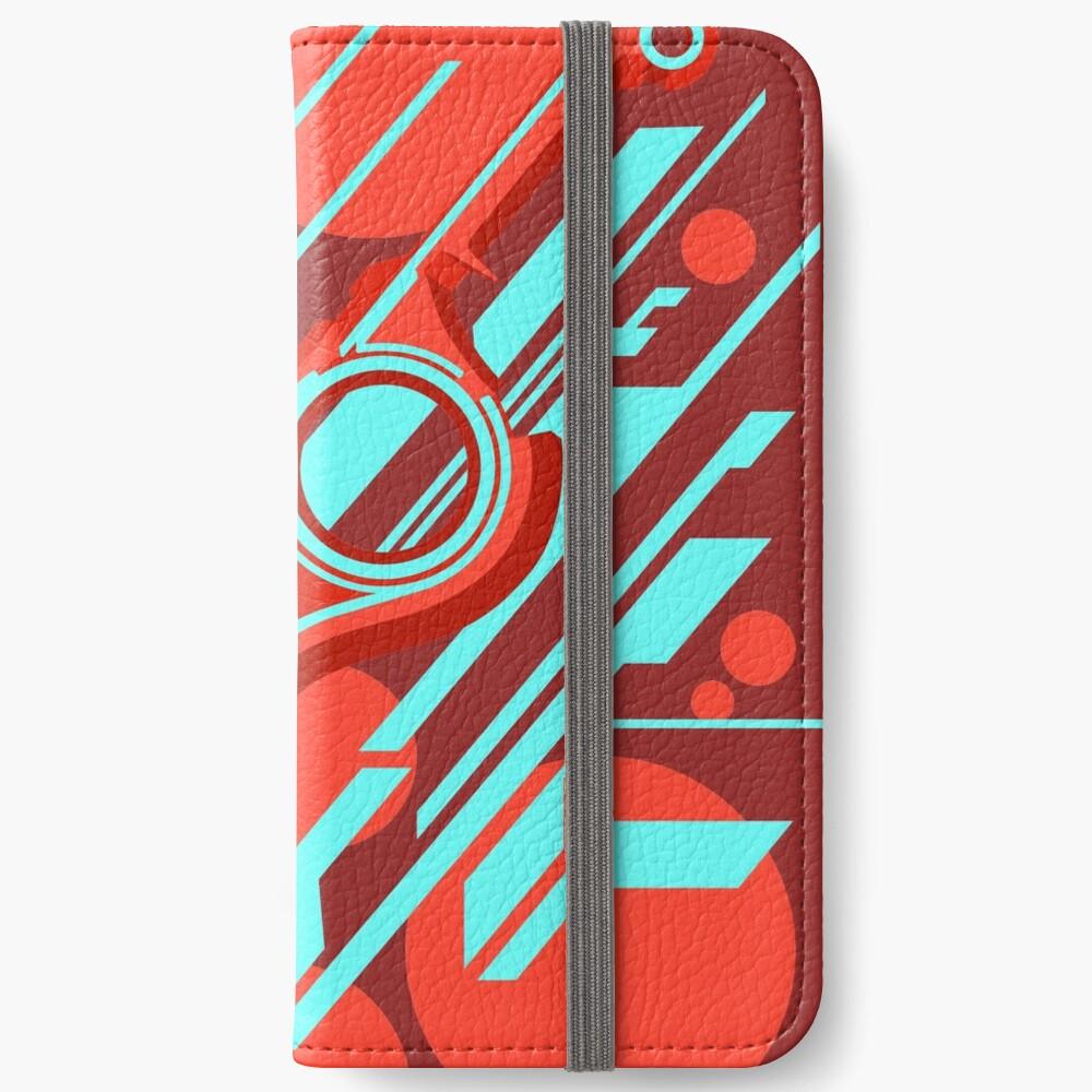 Monado Zusammenfassung iPhone Flip-Case