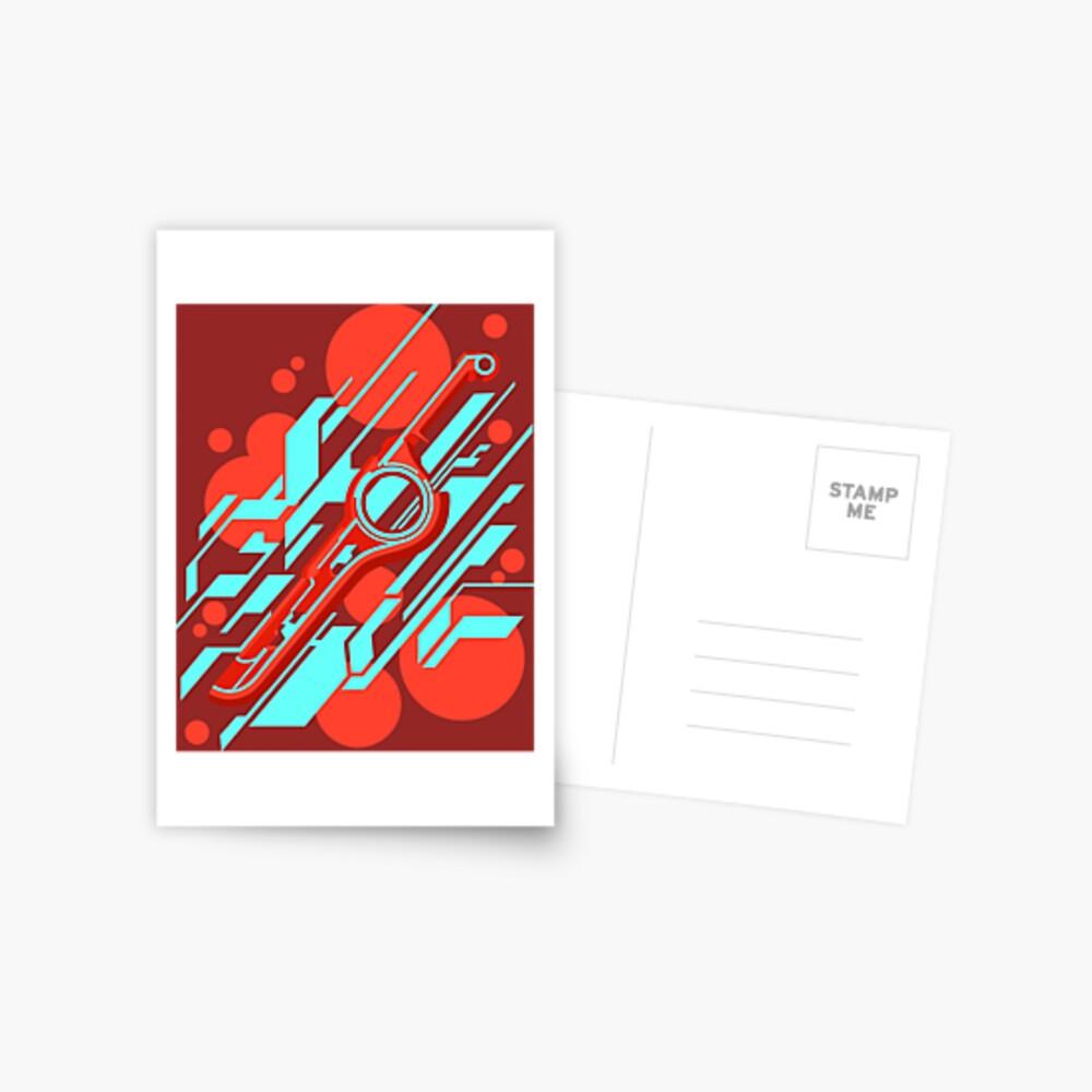 Monado Zusammenfassung Postkarte