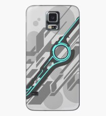 Funda/vinilo para Samsung Galaxy Monado Abstract (Gray)