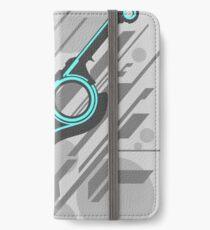 Monado Abstract (Grey) iPhone Wallet/Case/Skin