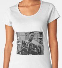 Raheem + his radio 4eva Women's Premium T-Shirt