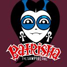 """Batrisha the Vampire Girl, by Dillon Naylor. Design number 1: """"Head"""", hosted by Jason Towers"""