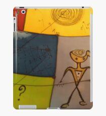 case history iPad Case/Skin