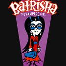 "Batrisha the Vampire Girl, by Dillon Naylor. Design number 2: ""Coffin"", hosted by Jason Towers"