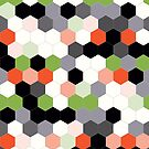 Hex - Flame Orange/Greenery Green by PlanetNine