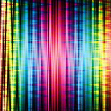 Tie Dye Psychedelic by overclock360