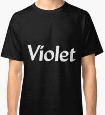 VIOLET (WHITE VERSION) Classic T-Shirt