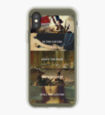 the louvre iPhone Case