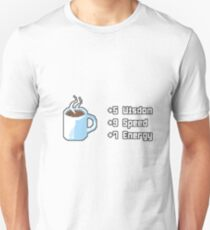 Coffee Game bonus T-Shirt