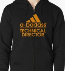 TECHNICAL DIRECTOR BEST COLLECTION 2017 Zipped Hoodie