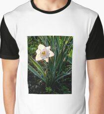 Backlit Daffodil Graphic T-Shirt