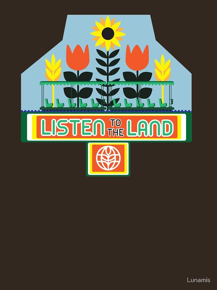 Escucha la tierra de Lunamis