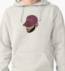 Jon Bellion Face Art Pullover Hoodie