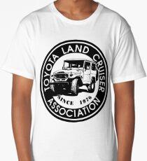 Toyota Land Cruiser Association Long T-Shirt