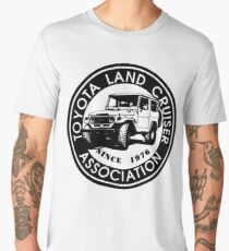 Toyota Land Cruiser Association Men's Premium T-Shirt